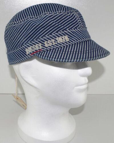 Biker Cappello 00kpq ha A.N.: 00 cvbw DIESEL marinaio M.: COVER-Service Cappello Blue