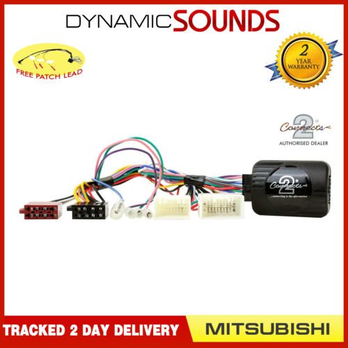 Ctsmt 002.2 Adaptador De Control De Dirección Teléfono Soporte De Botones Para Mitsubishi Lancer