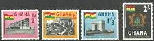 Ghana - 1 Jahr Unabhängigkeit Satz postfrisch 1958 Mi.Nr. 20-23