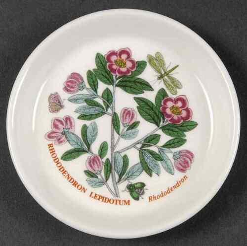 Portmeirion BOTANIC GARDEN Rhododendron Coaster 9877579