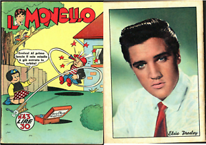 Il-Monello-n-43-10-23-1958-Like-New-Elvis-Presley