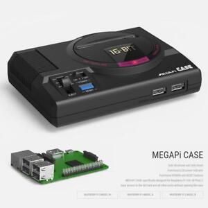 Retroflag-MEGAPi-Case-w-Functional-LED-Power-Button-Shutdown-for-Raspberry-Pi