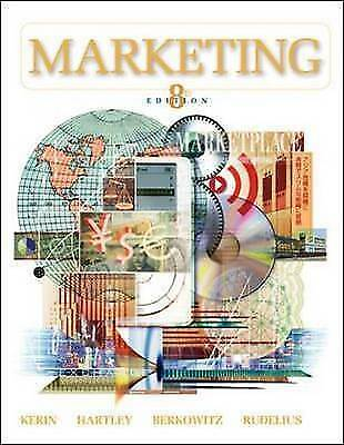 Marketing w/ PowerWeb (MCGRAW HILL/IRWIN SERIES IN MARKETING) by Kerin, Roger,