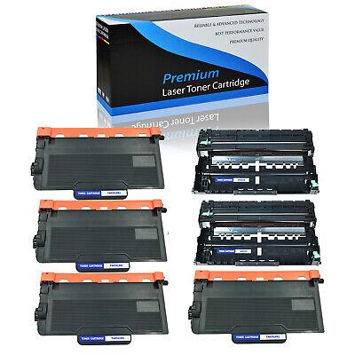 2PK TN850 Toner 1PK DR820 Drum set Cartridge for Brother MFC-L5850DW MFC-L5900DW