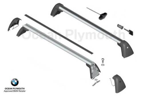 Genuine BMW Roof Bars 3 Series F30//F80 /& 3 Series GT F34-82712361814