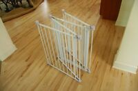 Carlson Extra-tall Flexi Pet Gate , New, Free Shipping
