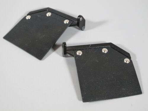 Pair Aluminum Angle Mud Splash Flap Guard Tamiya 1//14 King Grand Knight Hauler