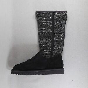ugg australia knit tall boots