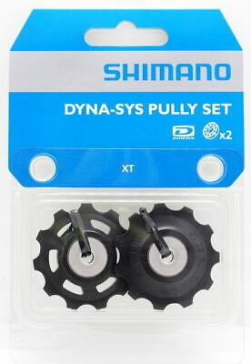Shimano 10spd Ultegra XT SAINT Jockey Wheels Pulley Set 6700 M770 M800 Y5X998150