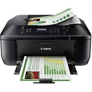 Canon-Pixma-MX-475-Tintenstrahl-Multifunktionsdrucker-A4-Fax-Kopierer-Scanner