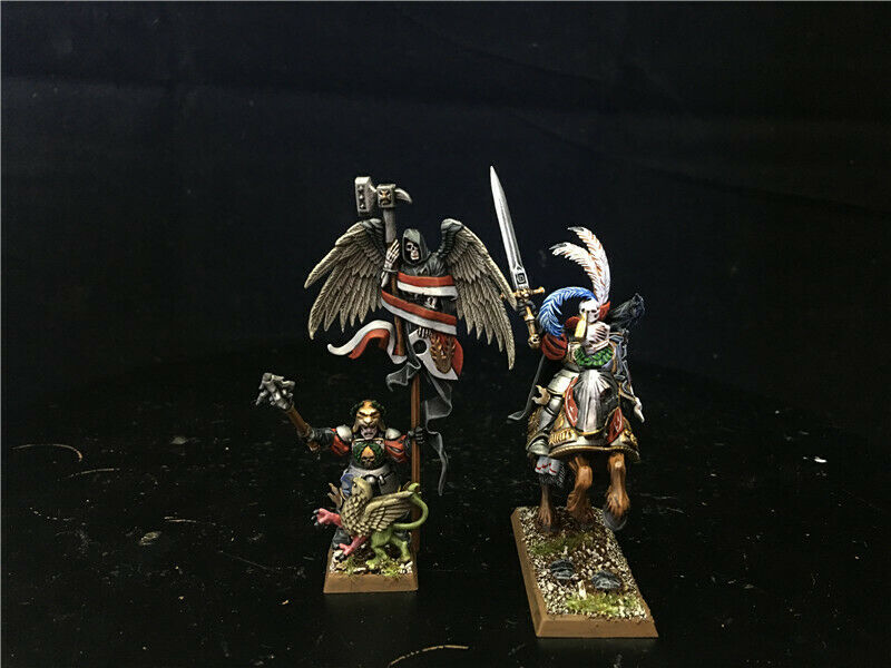 25mm Warhammer Age of Sigmar DPS painted Empire Battlemage AP7935
