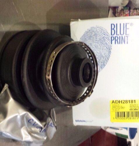 1 of 1 - Blue Print ADH28181 CV Boot Driveshaft Rubber