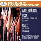 Widor: Sinfonie 6: Allegro/Franck: 3 Choräle von Marcel Dupre (2015)