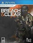 Breach & Clear (Sony PlayStation Vita, 2015)