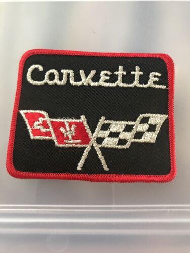 Vintage corvette Patch