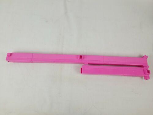 Barbie Dream House 2018 New Replacement Part Elevator Shaft Brace Bar Crank Pink