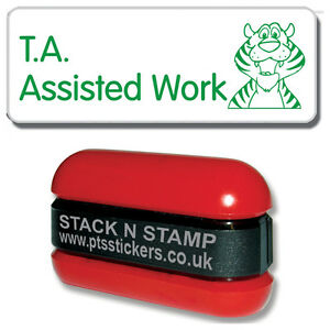 T-A-Assisted-Work-Pre-Inked-Primary-School-Stackable-Marking-Feedback-Stamper