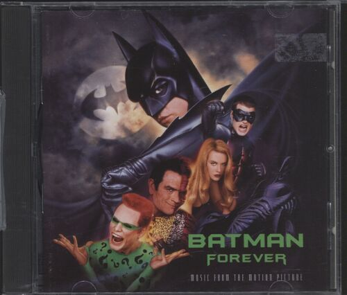 1 of 1 - Batman Forever - Batman Forever CD