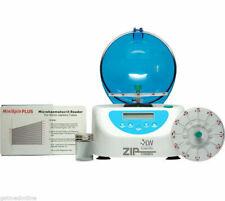 Lw Scientific Zipcombo Zipocrit Centrifuge With12x Hematocrit Rotor Zcc 12hd 40t3
