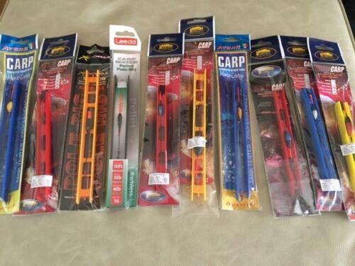 10 x Ready Made Carp Pole Rigs