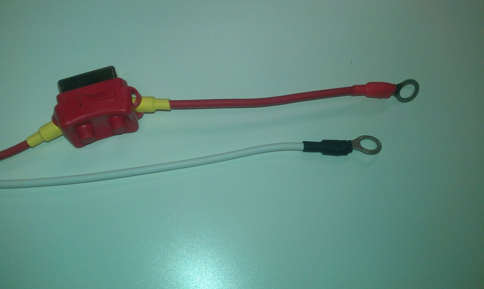 Coleman 15 Amp Popup Camper Battery Harness 4749a5531 Ebay 1997 Seapine Pop Up Wiring Diagram