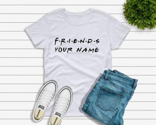 FRIENDS HEN PARTY T-SHIRT kids Adults Womens Unisex FRIENDS TV SHOW FUNNY