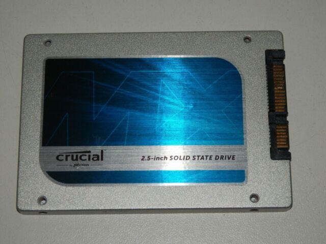 """Crucial MX100 512GB 2,5"""" SSD ( CT512MX100SSD1 ) als Defekt"""