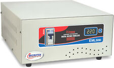 Microtek EML 5090 Digital Voltage Stabilizer 5KVA for Mainline (90V-300V)