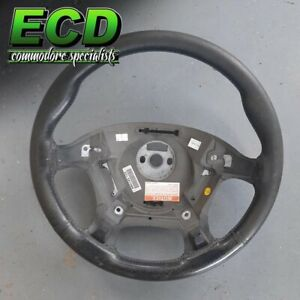 GM-Holden-Statesman-Commodore-VT-VX-VU-WH-Factory-Leather-Steering-Wheel
