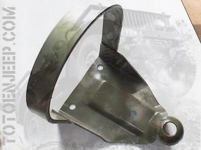 A2995  SUPPORT HACHE ARRIERE  JEEP WILLYS MB M201 GPW