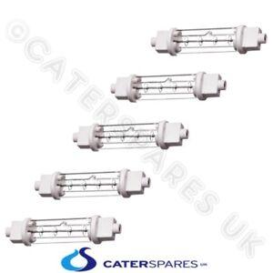 Catering Infrarot Wärmelampe Glühbirne 300WATT Doppel Ummantelt Gantry Licht
