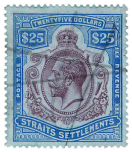 I-B-Malaya-Straits-Settlements-Revenue-Duty-Stamp-25