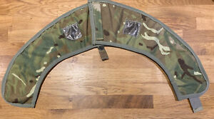 Supergrade Full Collar Cover For Osprey Mk4 IV Body Armour In MTP Empty Free P&P