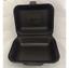 BLACK-HB9-HP2-Polystyrene-Takeaway-Food-Boxes-Qty-1-500 thumbnail 1