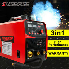 3 In 1 Mig235 Welder Gas Less Flux Core Wire Automatic Feed Welding Machine