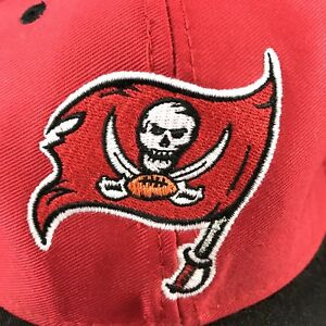 Tampa Bay Buccaneers Snapback Hat Cap One Size NFL Football Pirate ... 3973a1a0ff37