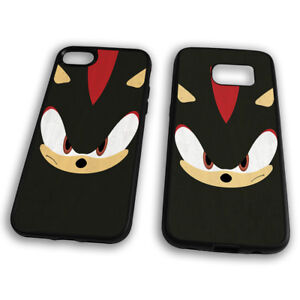 Details about Sonic Shadow Hedgehog Game Cartoon Hard Clip Phone Case