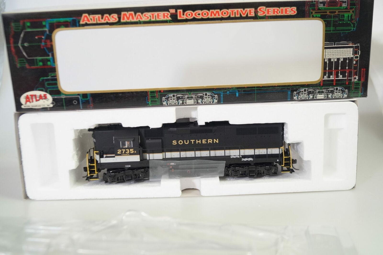H0  9131 Atlas Master US-Diesellok GP-38 Early Version Southern  2735, neuw. ...