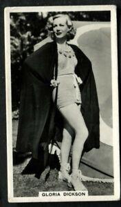 Tobacco-Card-Ardath-PHOTOCARDS-FILM-ETC-GROUP-M-Standard-1939-Gloria-Dickson