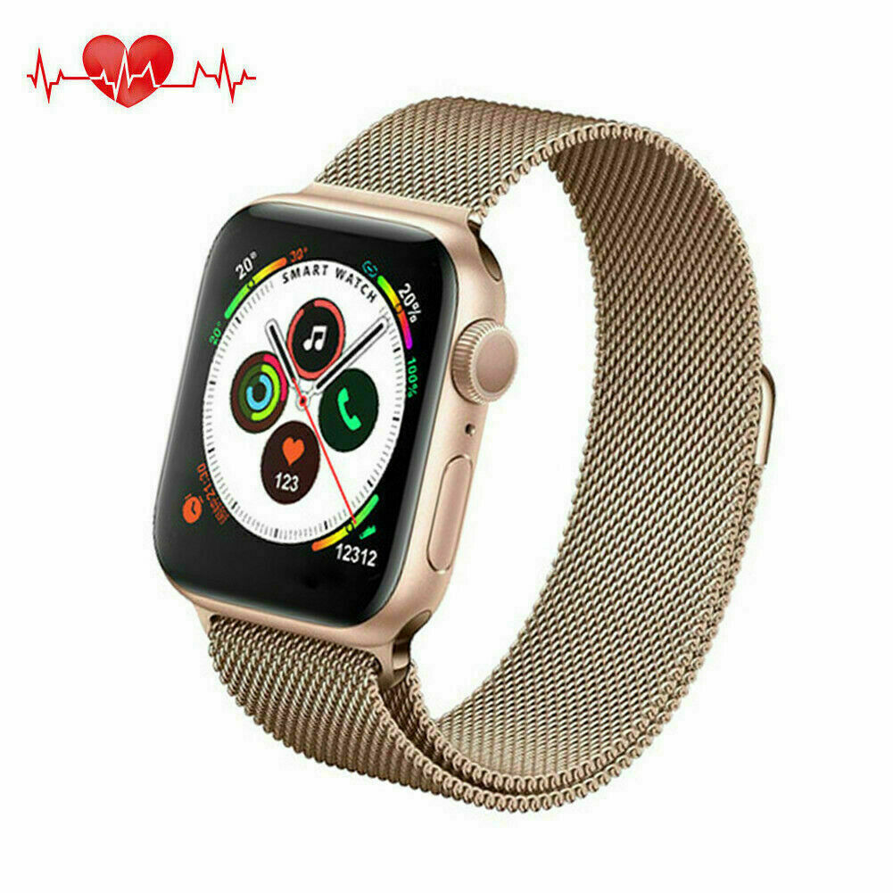 Fashion Women Men Bluetooth Smart Watch Fitness Tracker Heart Rate Wristwatch bluetooth fashion Featured fitness heart men rate smart tracker watch women