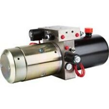 Snowplow Power Unit 12 Volt Dc 16 Liter Steel Tank