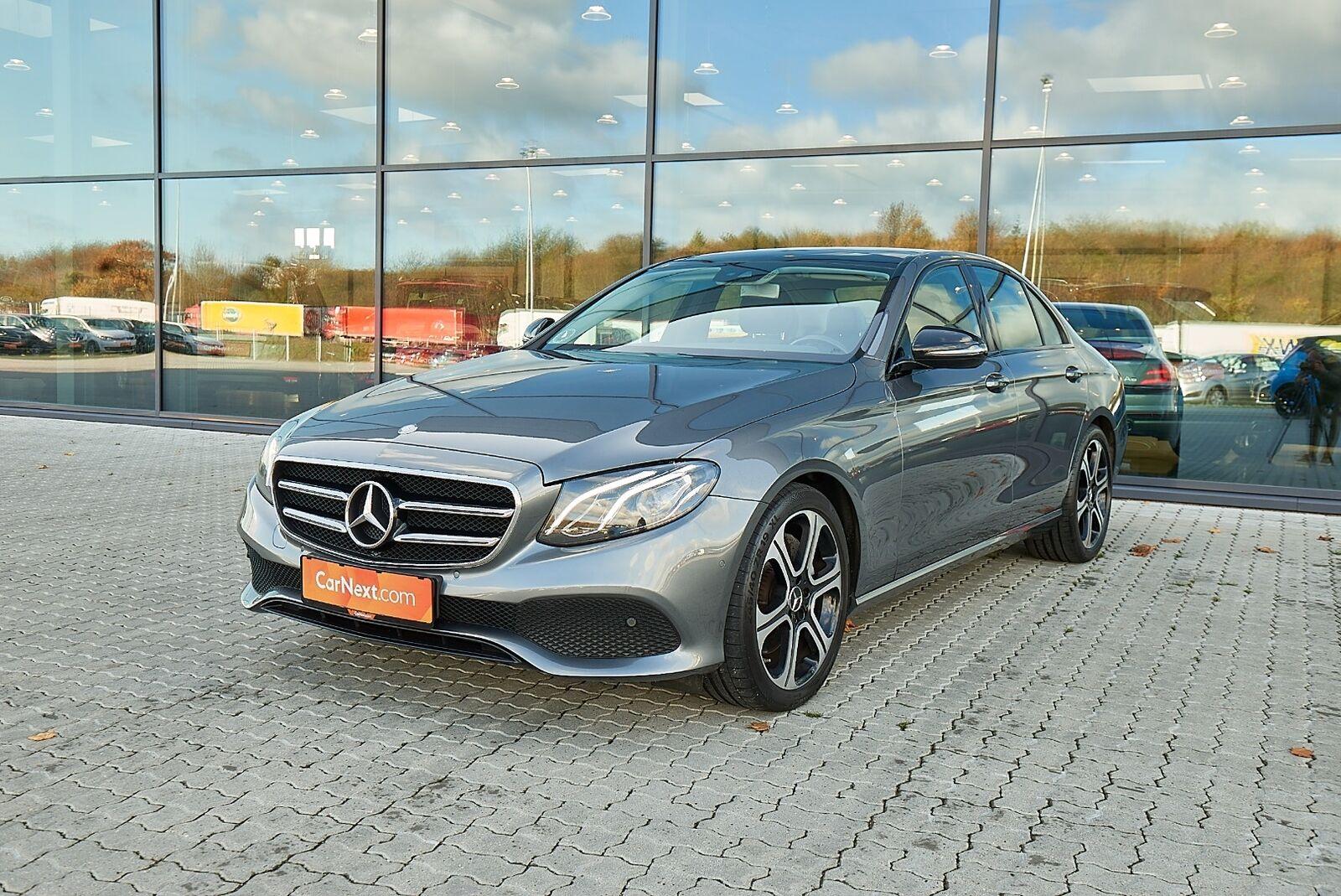 Mercedes E350 d 3,0 Business Avantgarde aut. 4d - 439.900 kr.