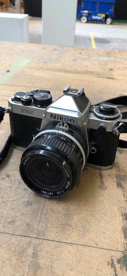 Nikon, Fe2, spejlrefleks