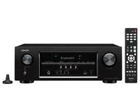 Denon Avr-s530bt 5.2 Channel Full 4k Ultra Hd Av Receiver With Bluetooth