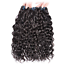Brazilian-100-Virgin-Human-Hair-THICK-Extensions-Black-1Bundles-100G-Weave-Wavy miniature 4