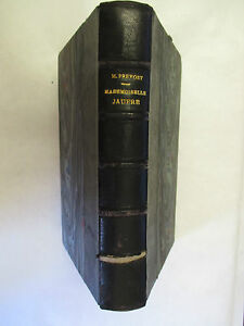 Marcel-Prevost-034-Mademoiselle-Jauffre-034-illustre-Lacoste-Lemerre-editeur-1905