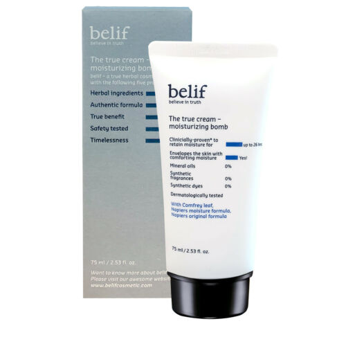 BELIF-The-True-Cream-Moisturizing-Bomb-75ml-Tube-Type-Special-Edition