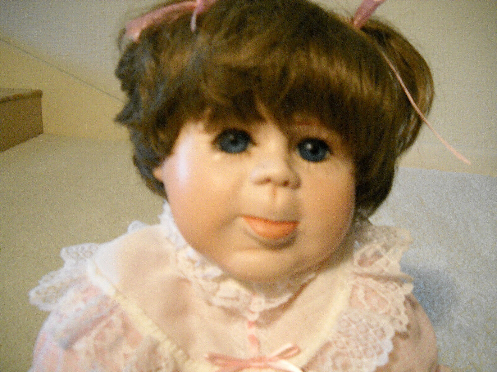 SNOOKUMS signed Karen McGuffey Miller  Doll