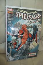 9.8 NM/M AMAZING SPIDER-MAN # 700 SPANISH EURO VARIANT HUMBERTO RAMOS