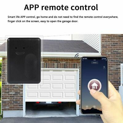 WIFI Home Garage Door Remotes Smart Switch APP Relay For Alexa Google Switch Kit